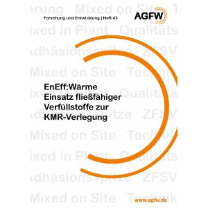 EnEff:Wärme | Einsatz fließfähiger Verfüllstoffe zur KMR-Verlegung (Heft 43)