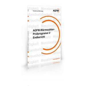 AGFW-Wärmezähler-Prüfprogramm V - Endbericht (Preis auf Anfrage)