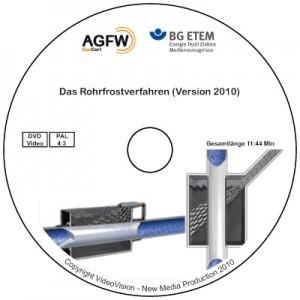 """DVD """"Das Rohrfrostverfahren"""""""