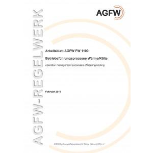 FW 1100 - Betriebsführungsprozesse Wärme/Kälte