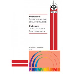 Wörterbuch Fernwärme international - Dictionary District Heating international