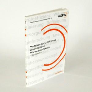 Verfahren zur Entwicklung einer Digitalen Wärmebedarfskarte - Kurzbericht  (Heft 14)