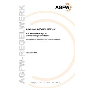 FW 1001/1002 - Basisschutzkonzept für Wärmeerzeuger/-verteiler
